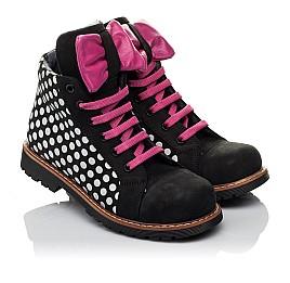 Для девочек Демисезонные ботинки  3820