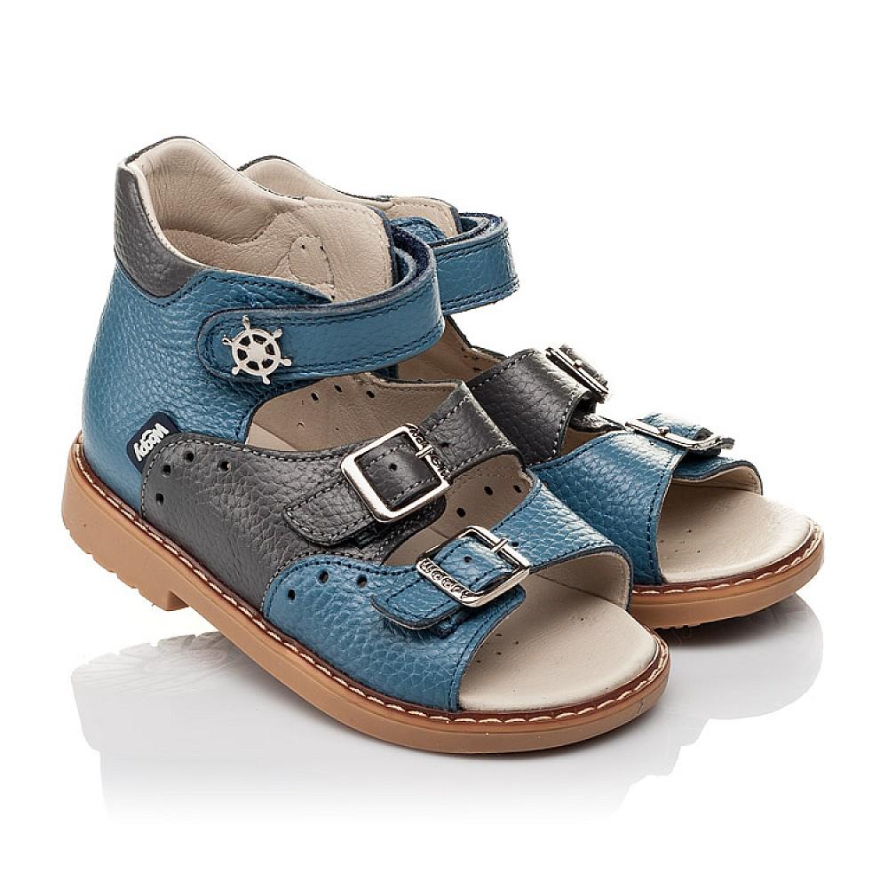 4a8dad54555979 Tap to expand · Детские ортопедичні босоніжки Woopy Orthopedic блакитні ...