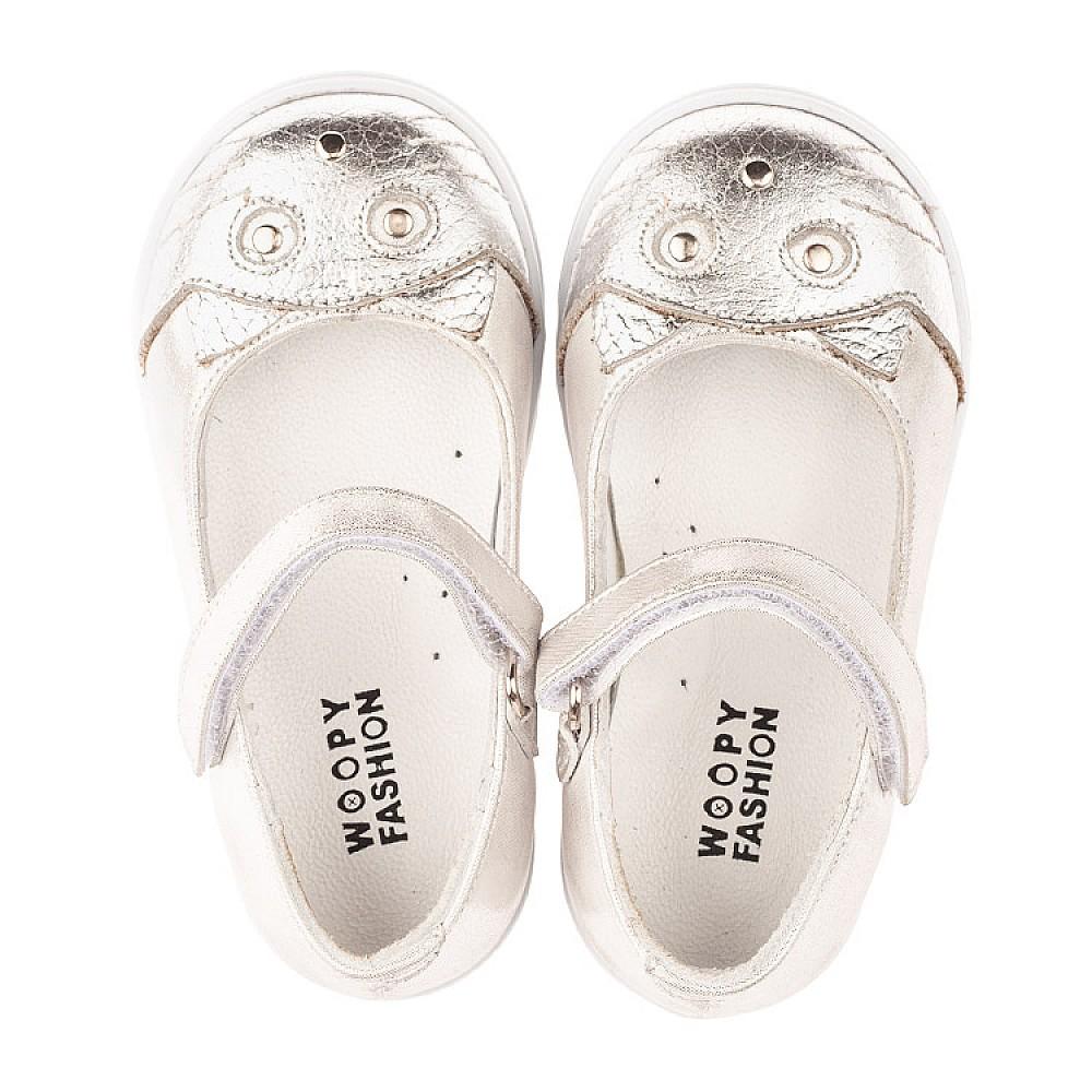 Детские туфлі Woopy Orthopedic  для девочек  размер 19-25 (4103) Фото 5
