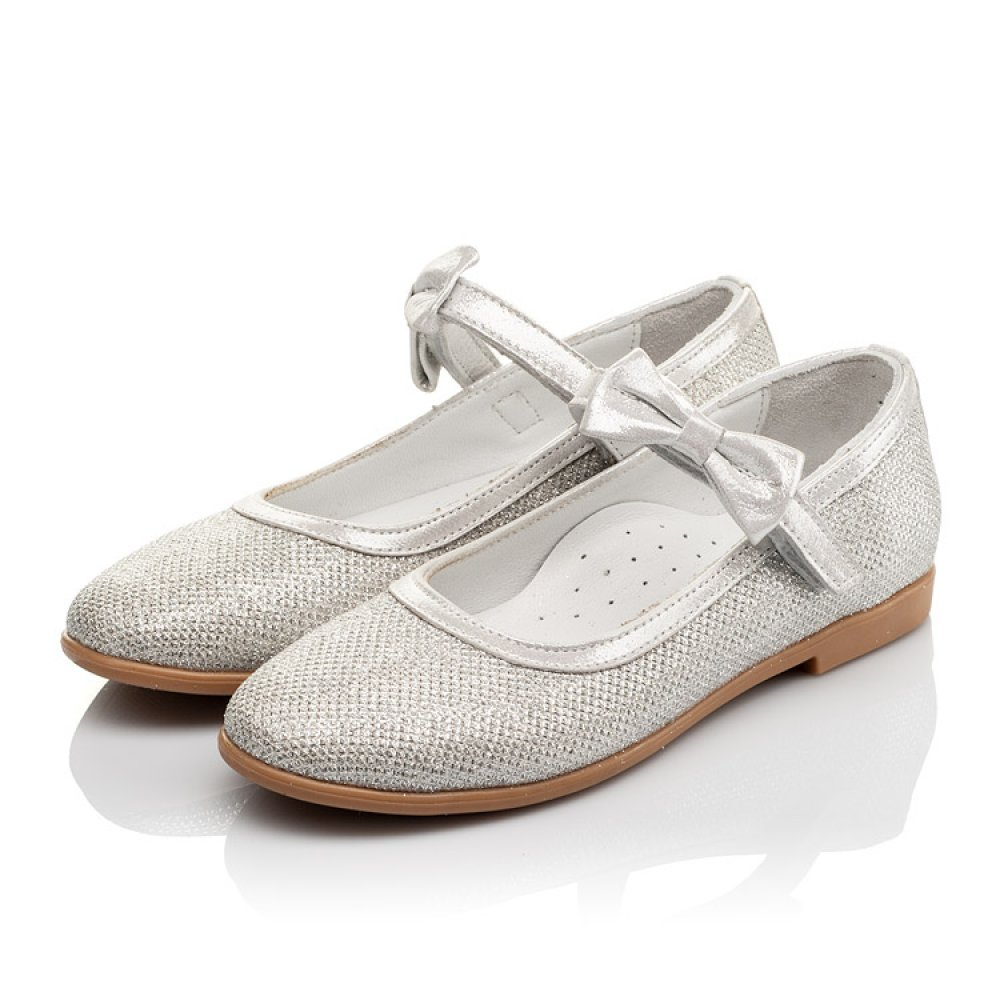 Детские туфлі Woopy Orthopedic  для девочек  размер 28-37 (4123) Фото 3