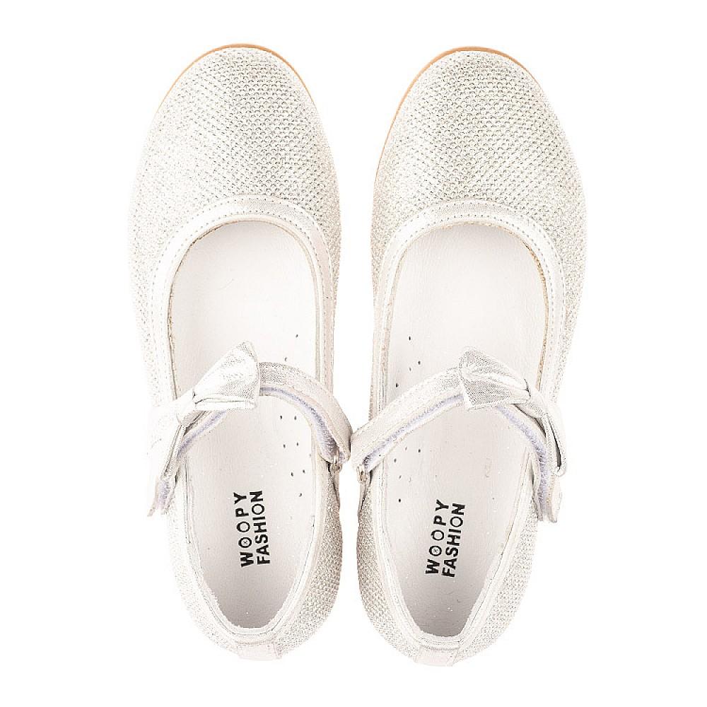 Детские туфлі Woopy Orthopedic  для девочек  размер 28-37 (4123) Фото 5