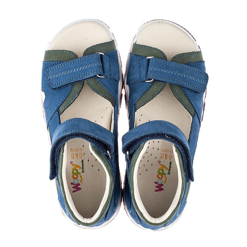 Детские босоніжки Woopy Orthopedic  для мальчиков  размер 21-36 (4168) Фото 5