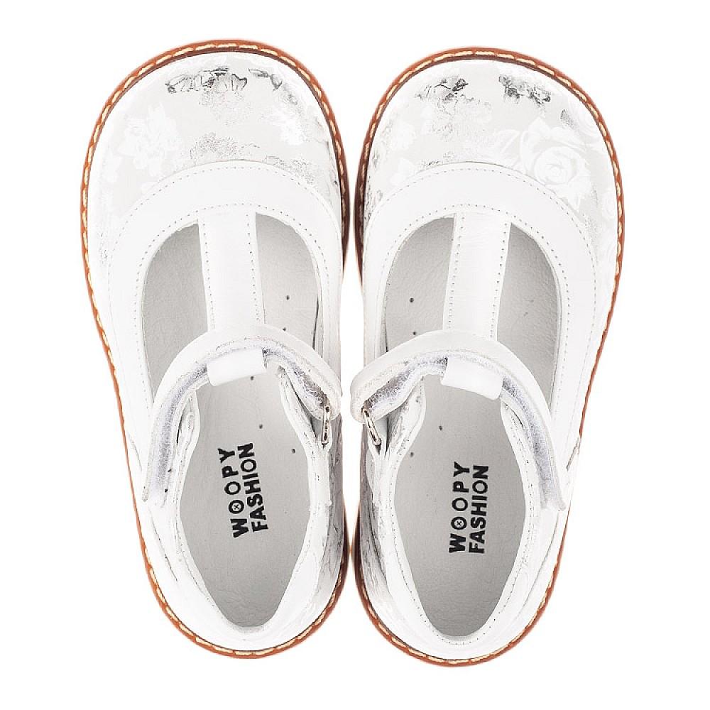 Детские туфлі Woopy Fashion  для девочек  размер 23-33 (4326) Фото 5