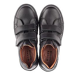 Детские кросівки Woopy Fashion черные для девочек натуральная кожа размер 29-31 (4341) Фото 5