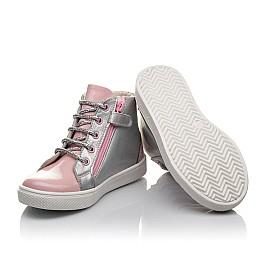 Детские  Woopy Fashion розовые для девочек натуральная кожа размер 22-30 (4403) Фото 2