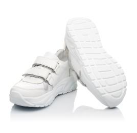 Детские кроссовки Woopy Fashion белые для девочек натуральная кожа размер 26-26 (5082) Фото 2