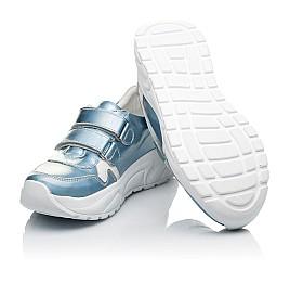 Детские кроссовки Woopy Fashion голубые для девочек натуральная кожа размер 27-38 (5091) Фото 2