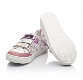 Детские кросівки Woopy Fashion розовые для девочек натуральная кожа размер 18-35 (5121) Фото 2