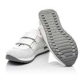 Детские кроссовки Woopy Fashion белые для девочек натуральная кожа размер 29-37 (5159) Фото 2