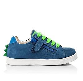 Детские  Woopy Fashion синие для мальчиков натуральный нубук размер 18-30 (5161) Фото 5