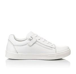 Детские  Woopy Fashion белые для девочек натуральная кожа размер 34-39 (5196) Фото 5