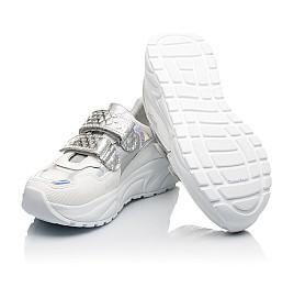 Детские  Woopy Fashion белые для девочек натуральная кожа размер 26-39 (5208) Фото 2