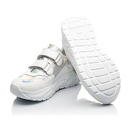 Детские  Woopy Fashion белые для девочек натуральная кожа размер 21-39 (5211) Фото 2
