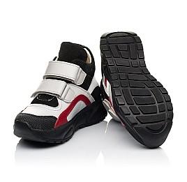 Детские демисезонные ботинки (подкладка кожа) Woopy Fashion разноцветные для мальчиков натуральная кожа, замша размер 21-36 (8065) Фото 2