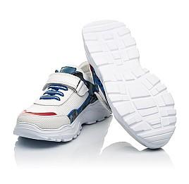 Детские кроссовки Woopy Fashion разноцветные для мальчиков натуральная кожа размер 26-40 (8132) Фото 2